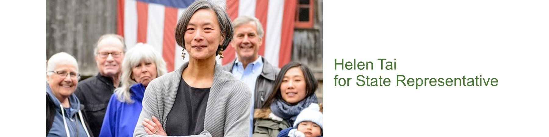 HELEN TAI for PA State Representative